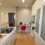 キッチン横スペース