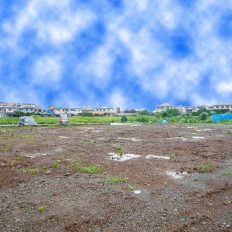 三島市中 4区画分譲地