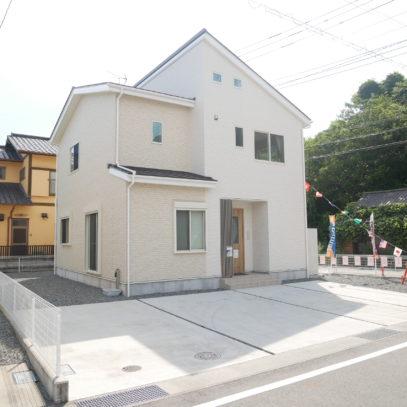 富士市岩本【モデルハウス】