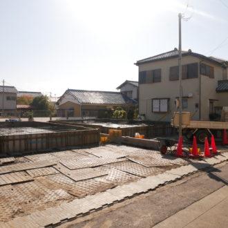三島市谷田 新築戸建住宅    全2棟