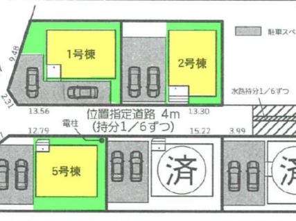 富士市石坂第3 新築分譲住宅