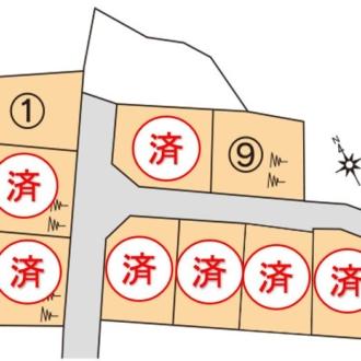 富士宮市万野原新田 10区画分譲地