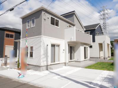 三島市徳倉3丁目 新築分譲住宅全3棟